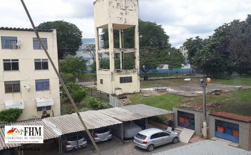 5 - Apartamento à venda Rua Almerinda de Castro,Campo Grande, Rio de Janeiro - R$ 100.000 - FHM2326 - 6