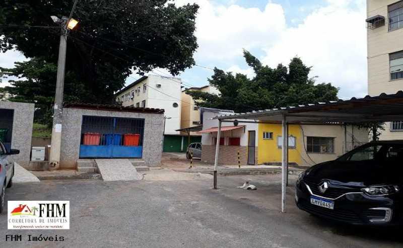 6 - Apartamento à venda Rua Almerinda de Castro,Campo Grande, Rio de Janeiro - R$ 100.000 - FHM2326 - 7
