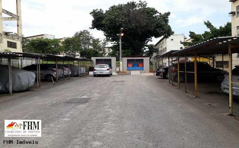 7 - Apartamento à venda Rua Almerinda de Castro,Campo Grande, Rio de Janeiro - R$ 100.000 - FHM2326 - 8