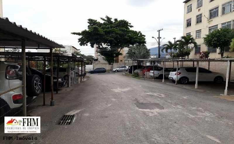 8 - Apartamento à venda Rua Almerinda de Castro,Campo Grande, Rio de Janeiro - R$ 100.000 - FHM2326 - 9