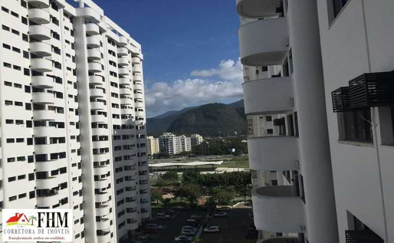 4_20201111093332557_watermark_ - Apartamento à venda Avenida Alfredo Baltazar da Silveira,Recreio dos Bandeirantes, Rio de Janeiro - R$ 565.000 - FHM3084 - 3
