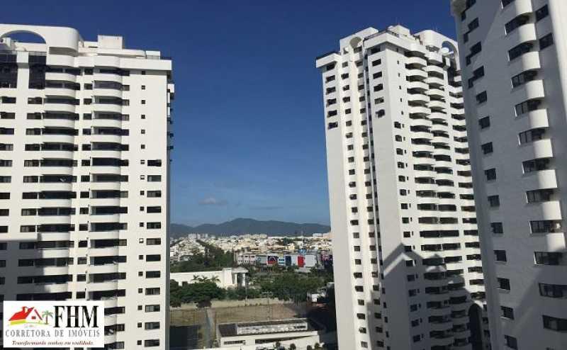 8_20201111093334415_watermark_ - Apartamento à venda Avenida Alfredo Baltazar da Silveira,Recreio dos Bandeirantes, Rio de Janeiro - R$ 565.000 - FHM3084 - 1