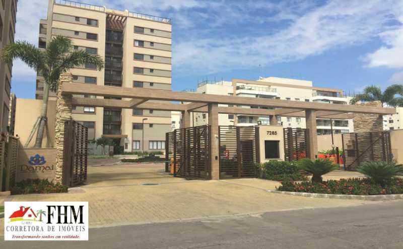 0_IMG-20210429-WA0082_watermar - Apartamento à venda Avenida Tim Maia,Recreio dos Bandeirantes, Rio de Janeiro - R$ 750.000 - FHM4006 - 1