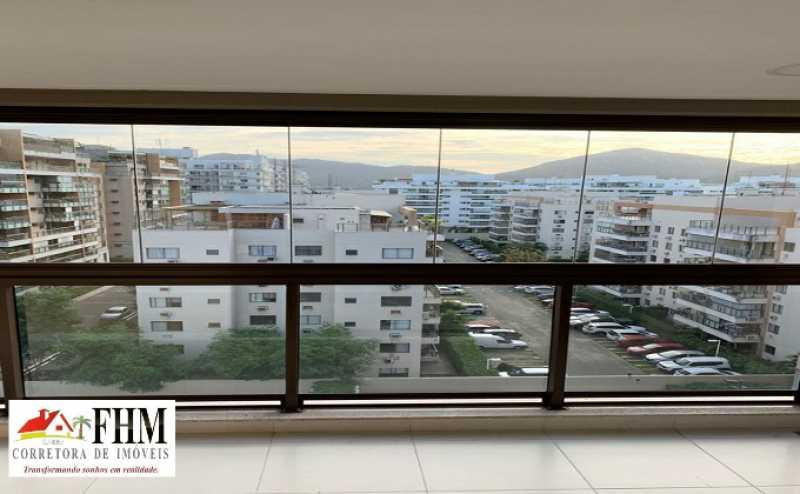 1_IMG-20210429-WA0083_watermar - Apartamento à venda Avenida Tim Maia,Recreio dos Bandeirantes, Rio de Janeiro - R$ 750.000 - FHM4006 - 7
