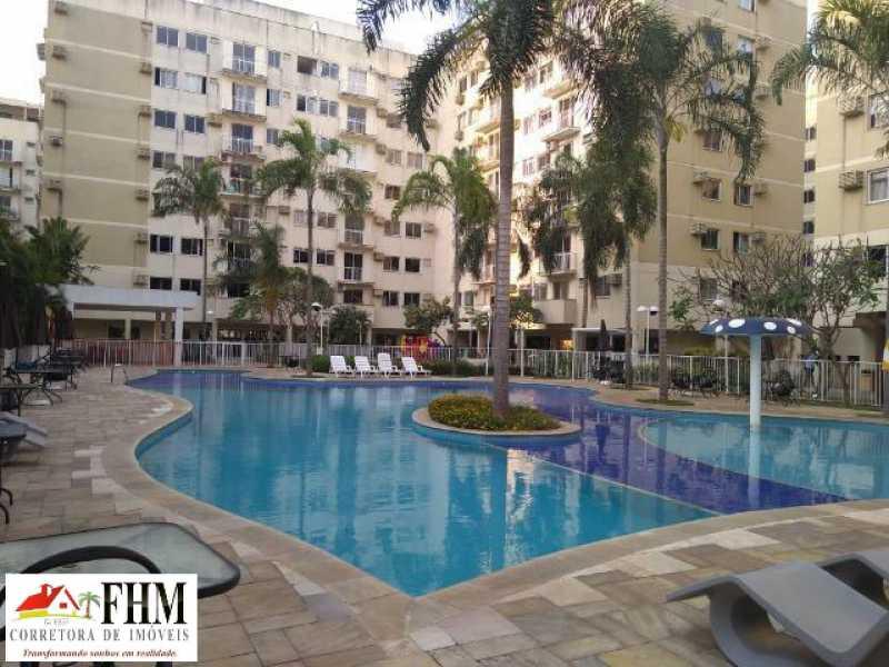 0_20191016140948853_watermark_ - Cobertura à venda Estrada do Monteiro,Campo Grande, Rio de Janeiro - R$ 550.000 - FHM5023 - 1