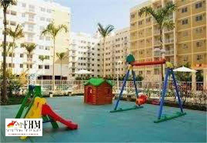 7_202104161139076757_watermark - Cobertura à venda Estrada do Monteiro,Campo Grande, Rio de Janeiro - R$ 630.000 - FHM5025 - 5