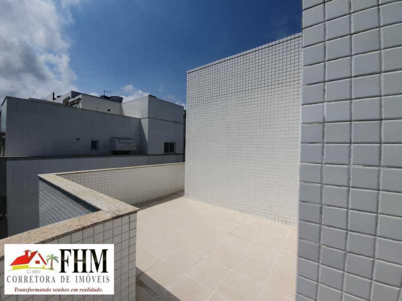 0_IMG-20210426-WA0021_watermar - Cobertura à venda Avenida Genaro de Carvalho,Recreio dos Bandeirantes, Rio de Janeiro - R$ 1.180.000 - FHM5031 - 4