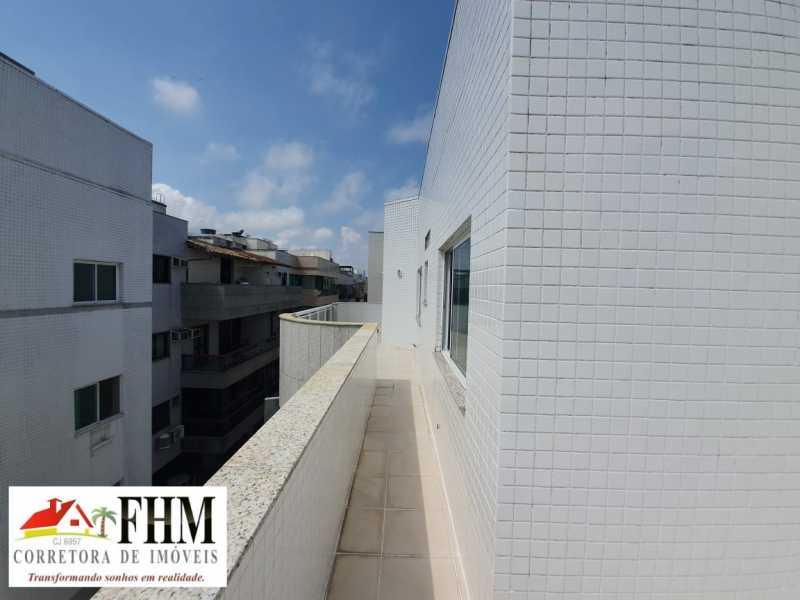 1_IMG-20210426-WA0022_watermar - Cobertura à venda Avenida Genaro de Carvalho,Recreio dos Bandeirantes, Rio de Janeiro - R$ 1.180.000 - FHM5031 - 5