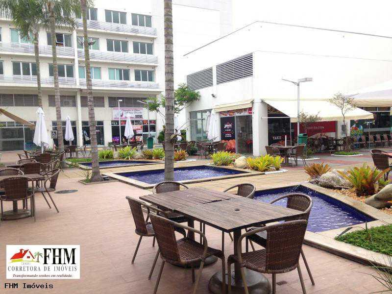 1 - Sala Comercial 24m² à venda Estrada da Cachamorra,Campo Grande, Rio de Janeiro - R$ 130.000 - FHM8026 - 1