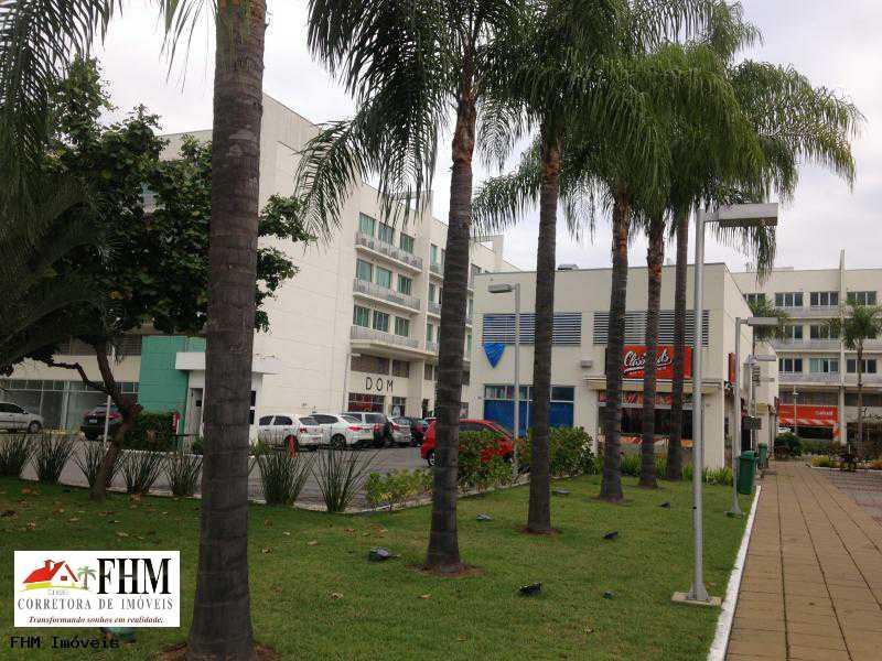 4 - Sala Comercial 24m² à venda Estrada da Cachamorra,Campo Grande, Rio de Janeiro - R$ 130.000 - FHM8026 - 5