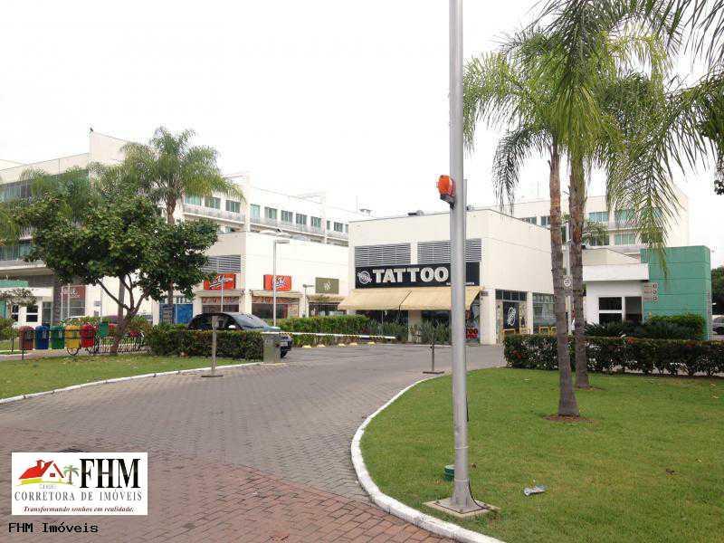 7 - Sala Comercial 24m² à venda Estrada da Cachamorra,Campo Grande, Rio de Janeiro - R$ 130.000 - FHM8026 - 9