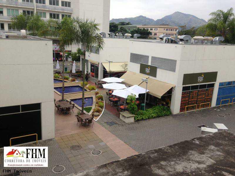 8 - Sala Comercial 24m² à venda Estrada da Cachamorra,Campo Grande, Rio de Janeiro - R$ 130.000 - FHM8026 - 10