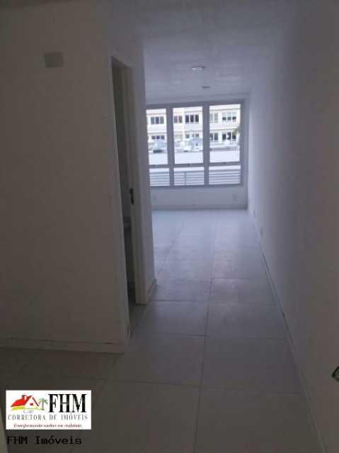 9 - Sala Comercial 24m² à venda Estrada da Cachamorra,Campo Grande, Rio de Janeiro - R$ 130.000 - FHM8026 - 11