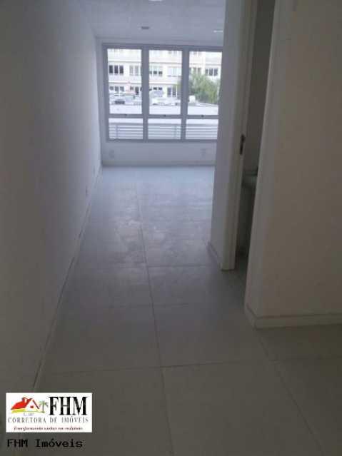 10 - Sala Comercial 24m² à venda Estrada da Cachamorra,Campo Grande, Rio de Janeiro - R$ 130.000 - FHM8026 - 12