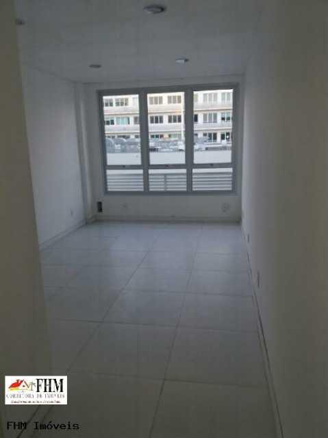 12 - Sala Comercial 24m² à venda Estrada da Cachamorra,Campo Grande, Rio de Janeiro - R$ 130.000 - FHM8026 - 14