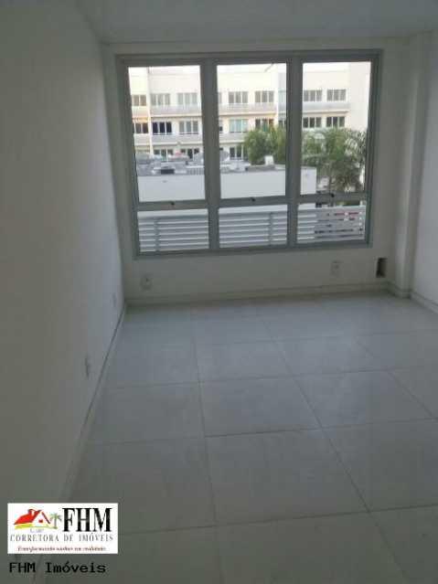 13 - Sala Comercial 24m² à venda Estrada da Cachamorra,Campo Grande, Rio de Janeiro - R$ 130.000 - FHM8026 - 15
