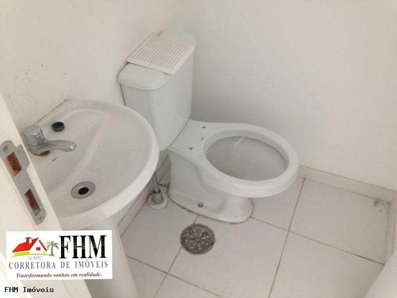 16 - Sala Comercial 24m² à venda Estrada da Cachamorra,Campo Grande, Rio de Janeiro - R$ 130.000 - FHM8026 - 19