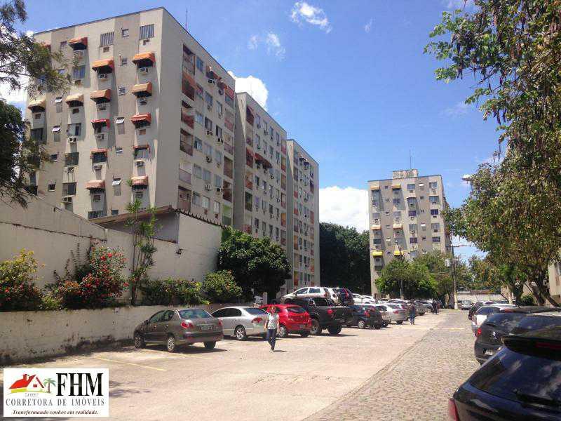 0_20180613114853241_watermark_ - Apartamento para alugar Rua Olinda Ellis,Campo Grande, Rio de Janeiro - R$ 1.000 - FHM9381 - 1