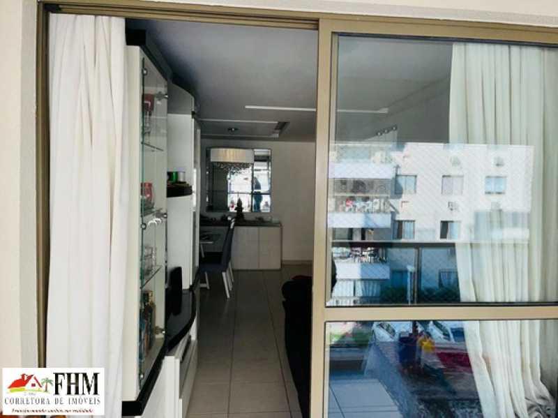 0_IMG-20210803-WA0040_watermar - Apartamento à venda Avenida Tim Maia,Recreio dos Bandeirantes, Rio de Janeiro - R$ 590.000 - FHM3109 - 11