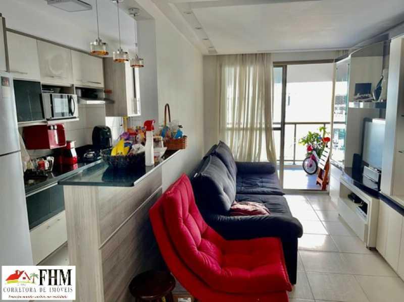 4_IMG-20210803-WA0036_watermar - Apartamento à venda Avenida Tim Maia,Recreio dos Bandeirantes, Rio de Janeiro - R$ 590.000 - FHM3109 - 9