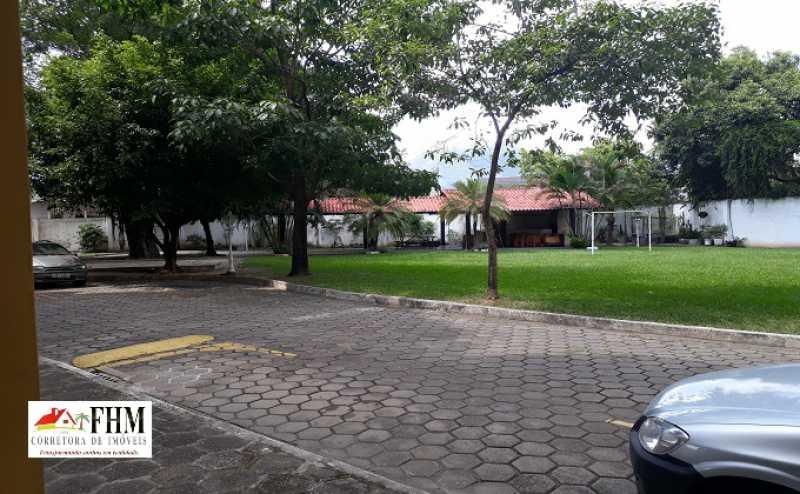 1 - Apartamento para alugar Estrada do Monteiro,Campo Grande, Rio de Janeiro - R$ 990 - FHM9520 - 3