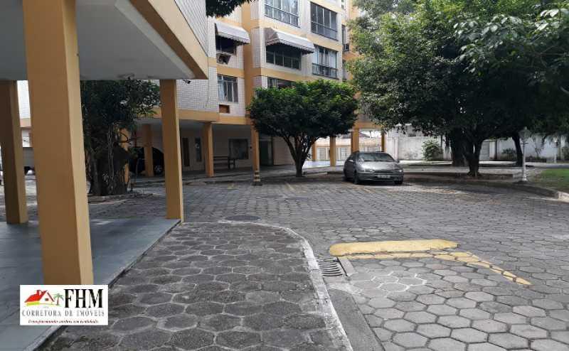 3 - Apartamento para alugar Estrada do Monteiro,Campo Grande, Rio de Janeiro - R$ 990 - FHM9520 - 4
