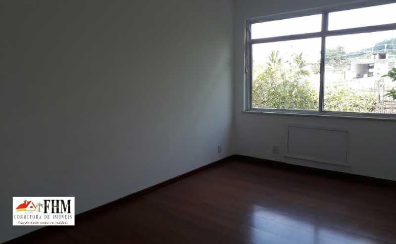 10 - Apartamento para alugar Estrada do Monteiro,Campo Grande, Rio de Janeiro - R$ 990 - FHM9520 - 12