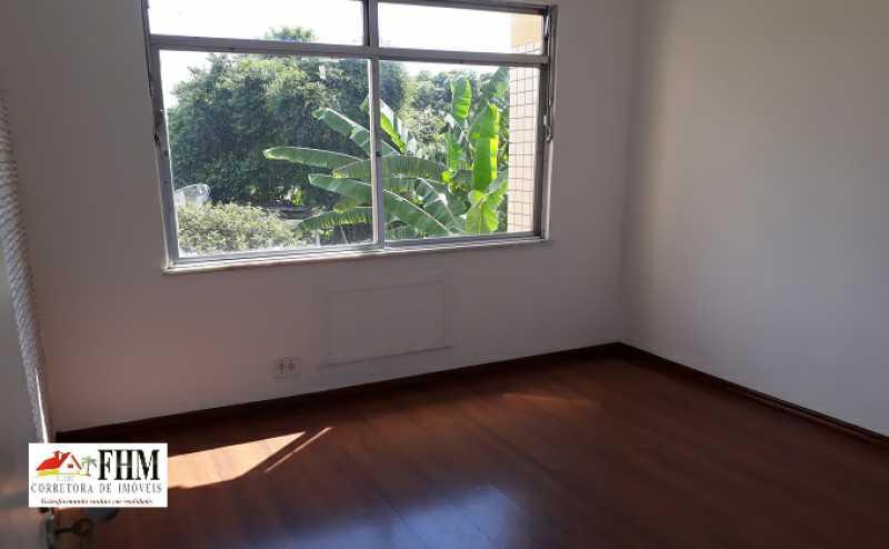 12 2 - Apartamento para alugar Estrada do Monteiro,Campo Grande, Rio de Janeiro - R$ 990 - FHM9520 - 14
