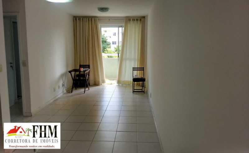 0_IMG-20210622-WA0048_watermar - Apartamento para alugar Avenida Cláudio Besserman Vianna,Barra da Tijuca, Rio de Janeiro - R$ 1.500 - FHM9537 - 6