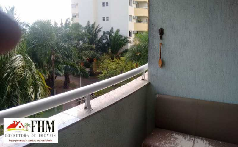 1_IMG-20210622-WA0047_watermar - Apartamento para alugar Avenida Cláudio Besserman Vianna,Barra da Tijuca, Rio de Janeiro - R$ 1.500 - FHM9537 - 4