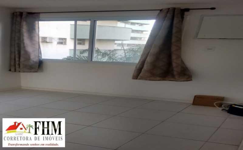 1_IMG-20210622-WA0057_watermar - Apartamento para alugar Avenida Cláudio Besserman Vianna,Barra da Tijuca, Rio de Janeiro - R$ 1.500 - FHM9537 - 21