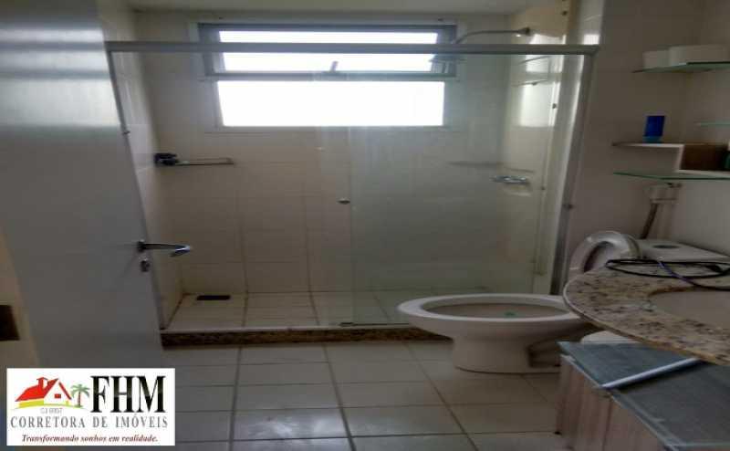 3_IMG-20210622-WA0062_watermar - Apartamento para alugar Avenida Cláudio Besserman Vianna,Barra da Tijuca, Rio de Janeiro - R$ 1.500 - FHM9537 - 28