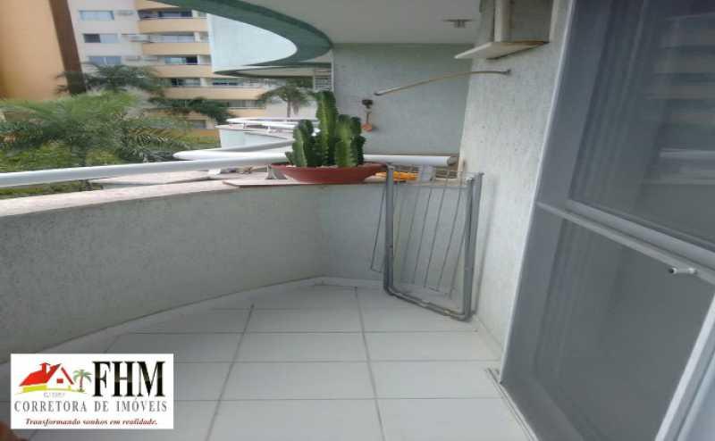 4_IMG-20210622-WA0043_watermar - Apartamento para alugar Avenida Cláudio Besserman Vianna,Barra da Tijuca, Rio de Janeiro - R$ 1.500 - FHM9537 - 9