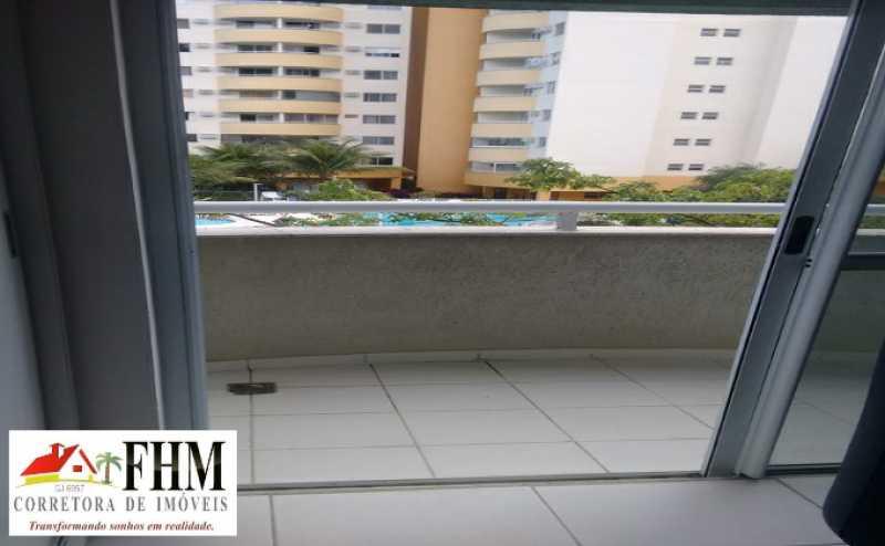 6_IMG-20210622-WA0052_watermar - Apartamento para alugar Avenida Cláudio Besserman Vianna,Barra da Tijuca, Rio de Janeiro - R$ 1.500 - FHM9537 - 11