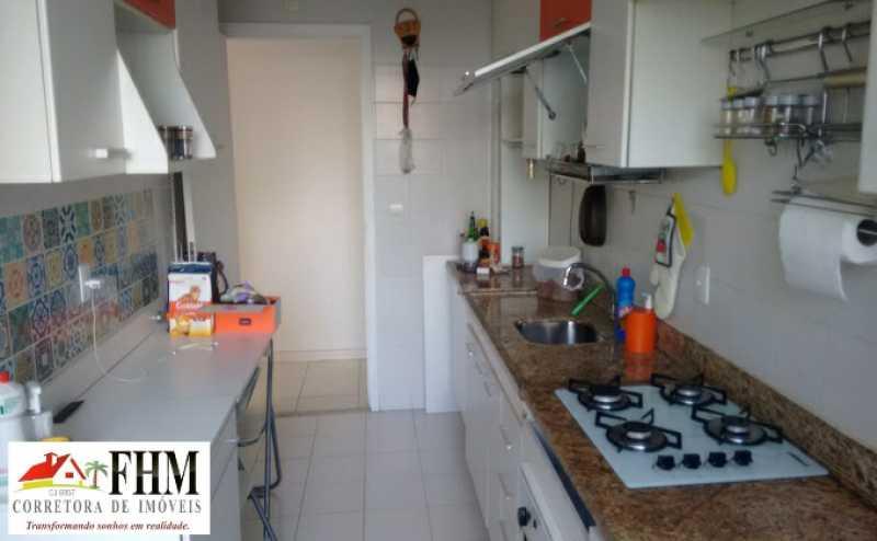 7_IMG-20210622-WA0061_watermar - Apartamento para alugar Avenida Cláudio Besserman Vianna,Barra da Tijuca, Rio de Janeiro - R$ 1.500 - FHM9537 - 13