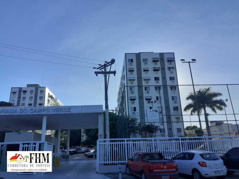 12 - Apartamento para alugar Rua Olinda Ellis,Campo Grande, Rio de Janeiro - R$ 1.200 - FHM9028 - 3