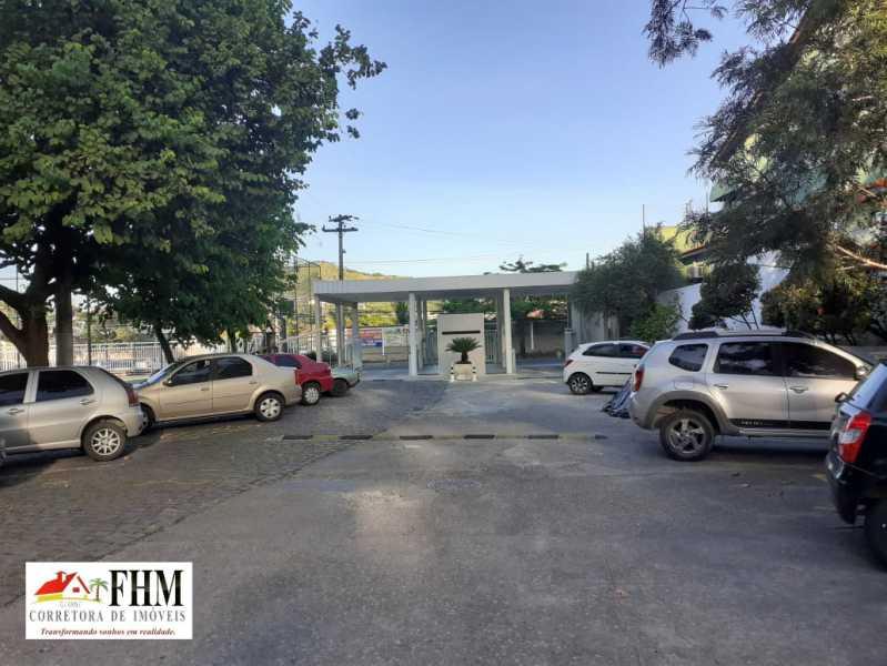 2 2 - Apartamento para alugar Rua Olinda Ellis,Campo Grande, Rio de Janeiro - R$ 1.200 - FHM9028 - 9