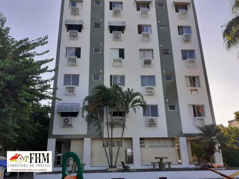2 - Apartamento para alugar Rua Olinda Ellis,Campo Grande, Rio de Janeiro - R$ 1.200 - FHM9028 - 5