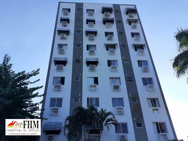 3 - Apartamento para alugar Rua Olinda Ellis,Campo Grande, Rio de Janeiro - R$ 1.200 - FHM9028 - 4
