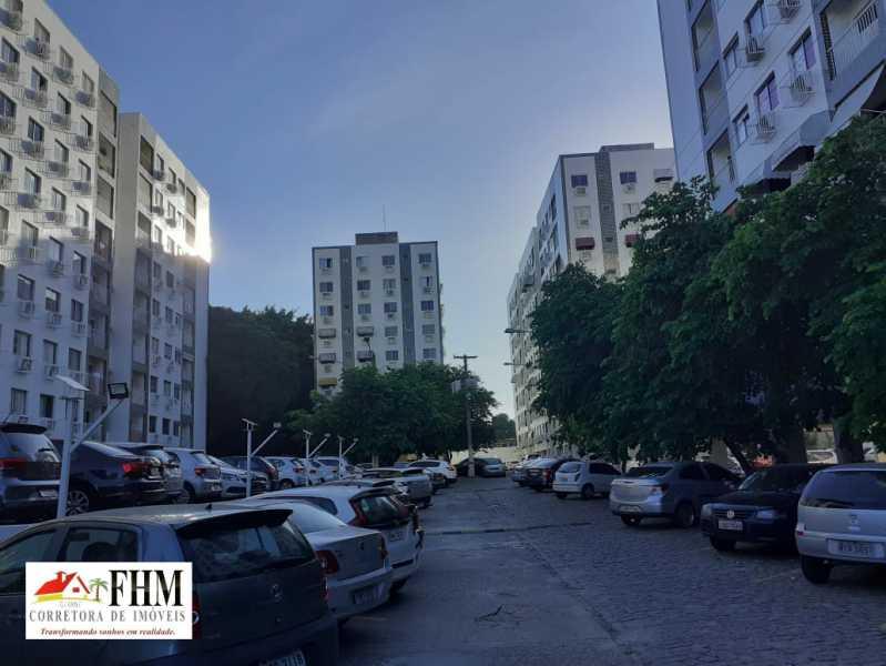 4 - Apartamento para alugar Rua Olinda Ellis,Campo Grande, Rio de Janeiro - R$ 1.200 - FHM9028 - 6