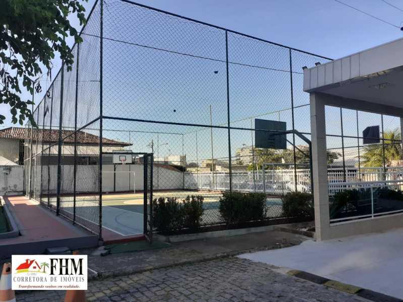 6 - Apartamento para alugar Rua Olinda Ellis,Campo Grande, Rio de Janeiro - R$ 1.200 - FHM9028 - 11
