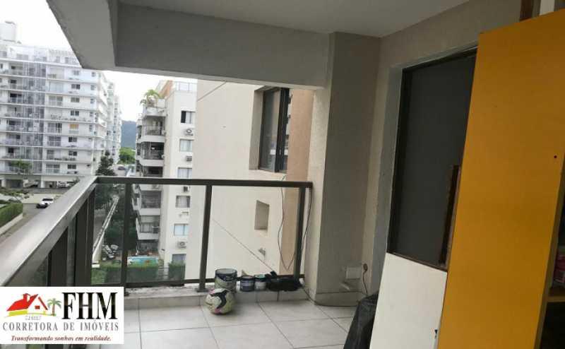 5_IMG-20210817-WA0095_watermar - Apartamento à venda Avenida Tim Maia,Recreio dos Bandeirantes, Rio de Janeiro - R$ 530.000 - FHM3111 - 14