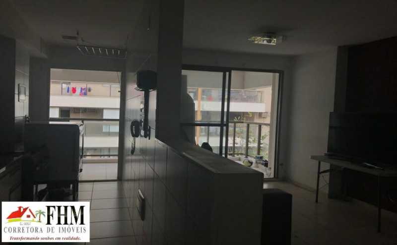7_IMG-20210817-WA0107_watermar - Apartamento à venda Avenida Tim Maia,Recreio dos Bandeirantes, Rio de Janeiro - R$ 530.000 - FHM3111 - 13