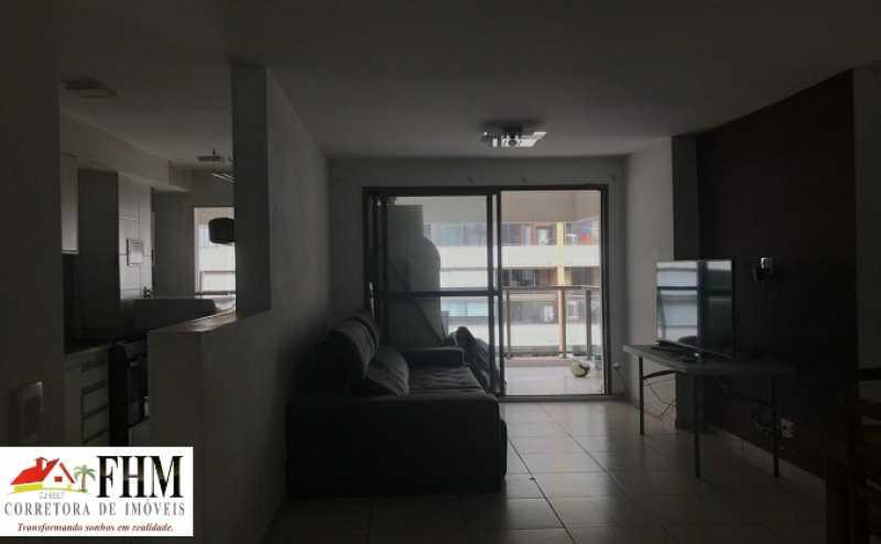 9_IMG-20210817-WA0099_watermar - Apartamento à venda Avenida Tim Maia,Recreio dos Bandeirantes, Rio de Janeiro - R$ 530.000 - FHM3111 - 11