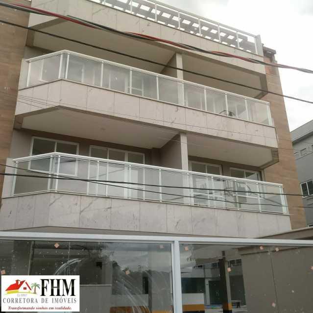 0_IMG-20210820-WA0027_watermar - Apartamento à venda Avenida Jarbas de Carvalho,Recreio dos Bandeirantes, Rio de Janeiro - R$ 400.000 - FHM2260 - 3