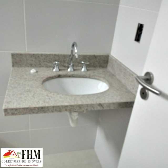 1_IMG-20210820-WA0026_watermar - Apartamento à venda Avenida Jarbas de Carvalho,Recreio dos Bandeirantes, Rio de Janeiro - R$ 400.000 - FHM2260 - 25