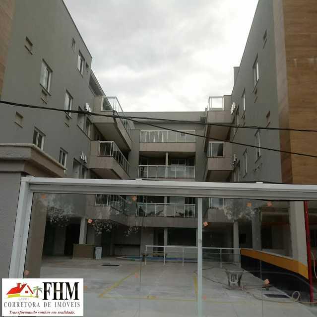 1_IMG-20210820-WA0038_watermar - Apartamento à venda Avenida Jarbas de Carvalho,Recreio dos Bandeirantes, Rio de Janeiro - R$ 400.000 - FHM2260 - 4