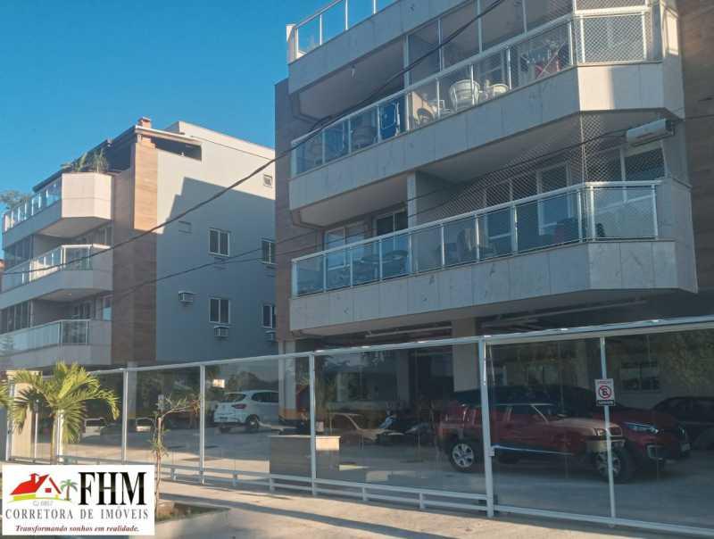 2_IMG-20210820-WA0005_watermar - Apartamento à venda Avenida Jarbas de Carvalho,Recreio dos Bandeirantes, Rio de Janeiro - R$ 400.000 - FHM2260 - 1