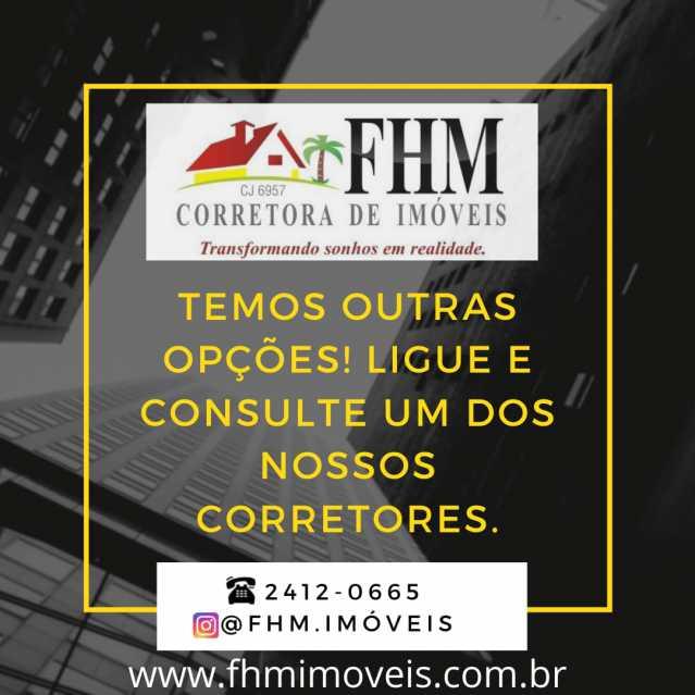 WhatsApp Image 2021-06-21 at 1 - Apartamento à venda Avenida Jarbas de Carvalho,Recreio dos Bandeirantes, Rio de Janeiro - R$ 400.000 - FHM2260 - 28
