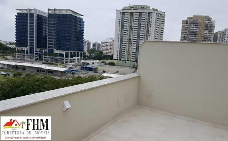 2_IMG-20210826-WA0045_watermar - Cobertura à venda Avenida das Américas,Recreio dos Bandeirantes, Rio de Janeiro - R$ 595.000 - FHM5041 - 11